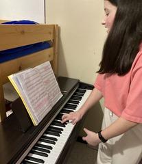 Lilian Dobešová komorní zpěv
