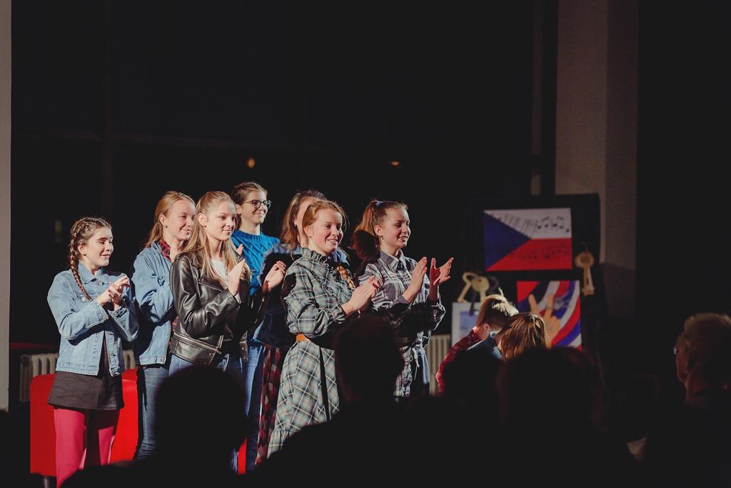 Koncert k 30. výročí sametové revoluce