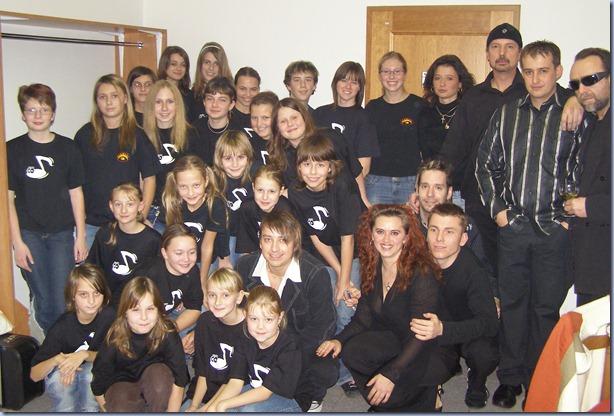 Vánoční k. s P. Bende 14.12.2006 003