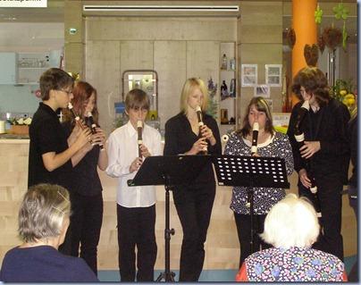 Koncert pro seniory Raabs-Rakousko