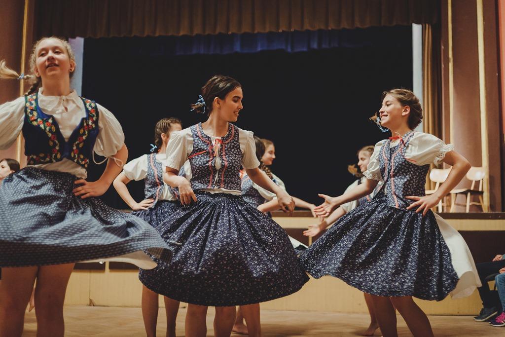 Koncert k oslavě Mezinárodního dne tance