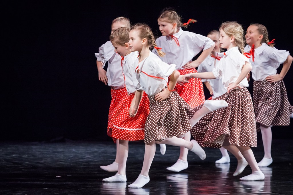 Taneční představení I.