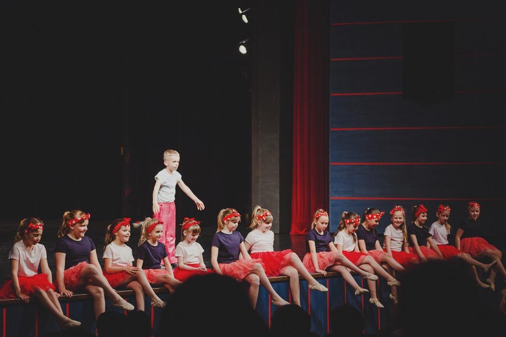 Taneční představení II.