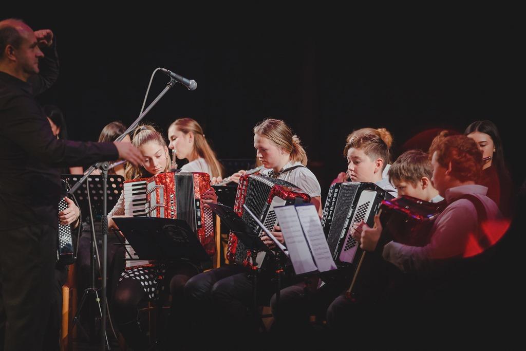 Vánoční koncert ZUŠ