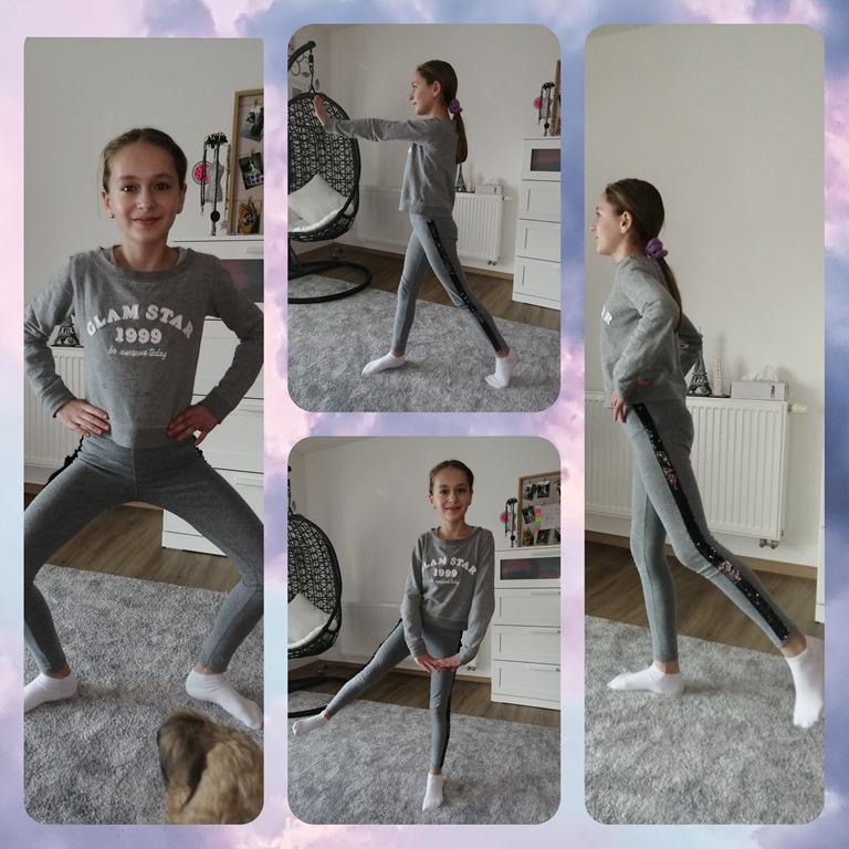 Taneční obor – distanční výuka