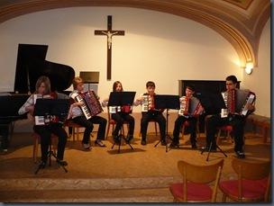Absolventský koncert 22. dubna Aula KG