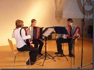 Akordeonové trio - 10. 6. 2009 Lilienfeld