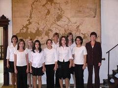 Setkání souborů zobcových fléten 2007 - Náměšť nad Oslavou