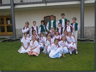 Telč - červen 2011 - Bajdyšek