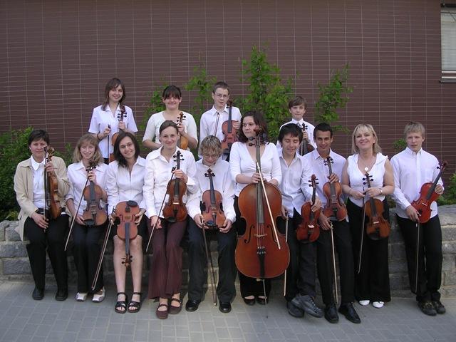 Houslový soubor 2008