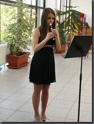 Koncert k 15. výročí Velkého flétnového souboru - Lenka Vacíková