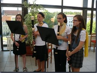 Koncert k 15. výročí Velkého flétnového souboru - Flauto rimbombo