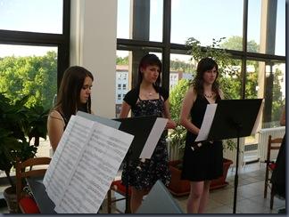 Koncert k 15. výročí Velkého flétnového souboru - Flauto pulcino