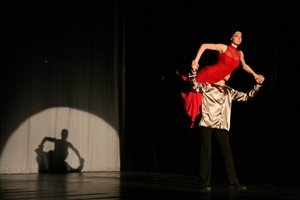 Absolventské vystoupení 31. března 2009 - Kamila Malá